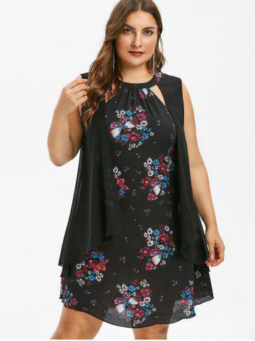 Plus Size Dresses Women S Trendy Lace White Amp Black