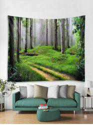 Forest Tapestry Art Decoration -