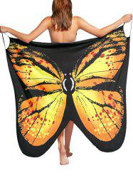 Butterfly Multi-way Beach Cover Up -