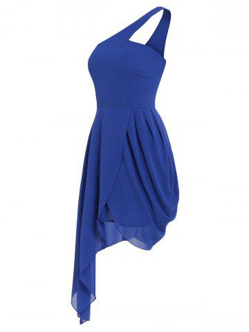 fbd813293fb One Shoulder Casual Dresses - Free Shipping