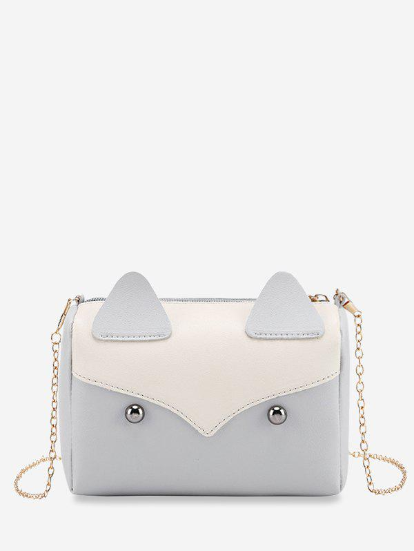 Latest Cute Shape Fox Mini Crossbody Bag