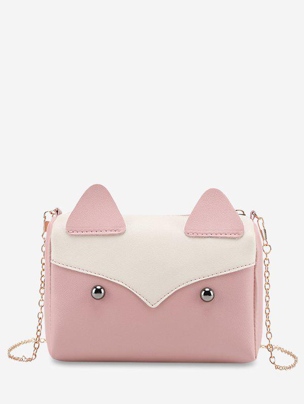 Shop Cute Shape Fox Shape Mini Crossbody Bag