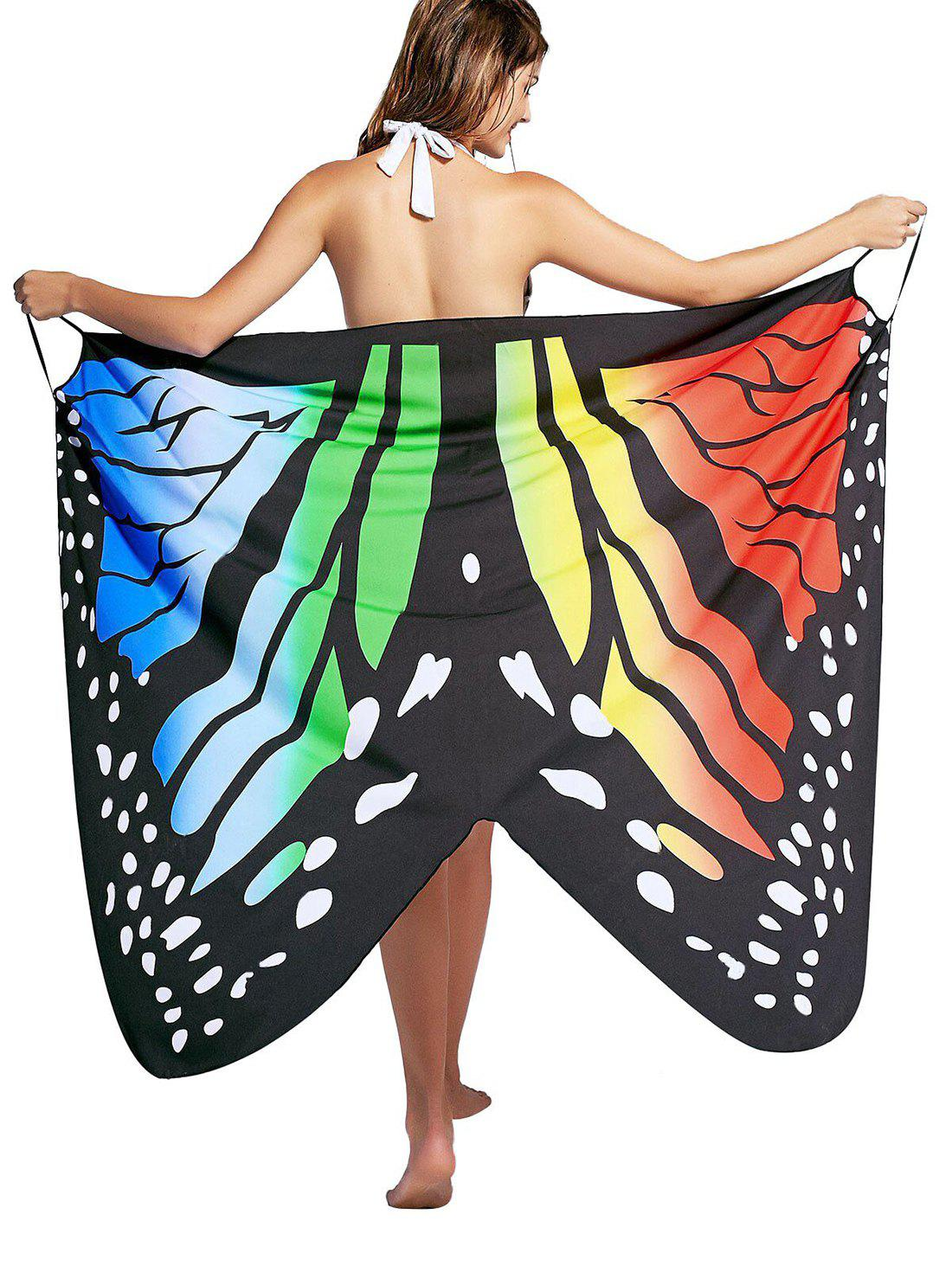 Latest Butterfly Beach Wrap Sarong Cover Up