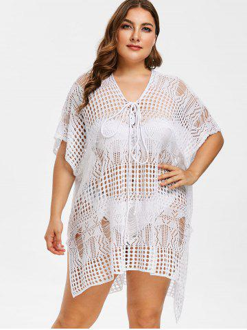 8b42e113a4d Plus Size Cover Ups | Womens Fashion Plus Size Swimsuit & Beach ...