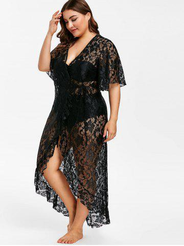 6fa45cbc36ba8 Plus Size Cover Ups | Womens Fashion Plus Size Swimsuit & Beach ...