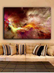 Cloud Unframed Canvas Paintings -