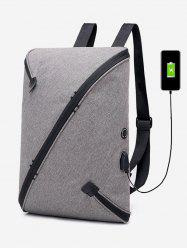 USB Charging Anti-Theft Laptop Backpack Bag -