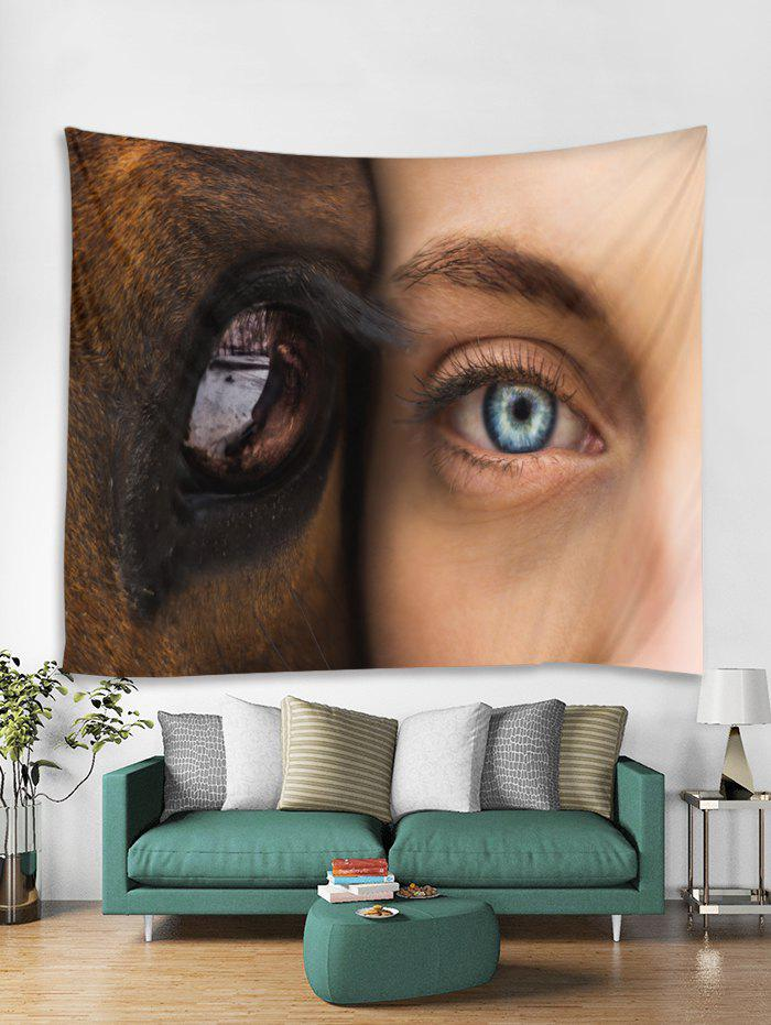 New 3D Eyes Tapestry Art Decoration
