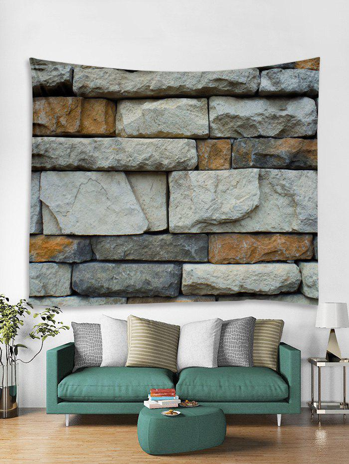 Outfits 3D Brick Wall Tapestry Art Decoration