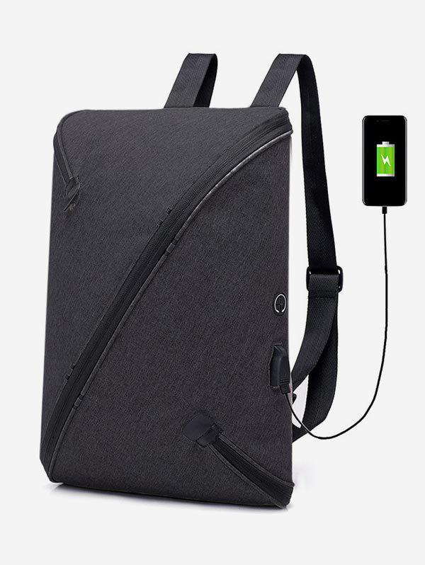 Affordable USB Charging Anti-Theft Laptop Backpack Bag