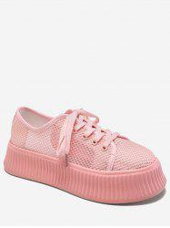 Mesh Design Breathable Casual Shoes -