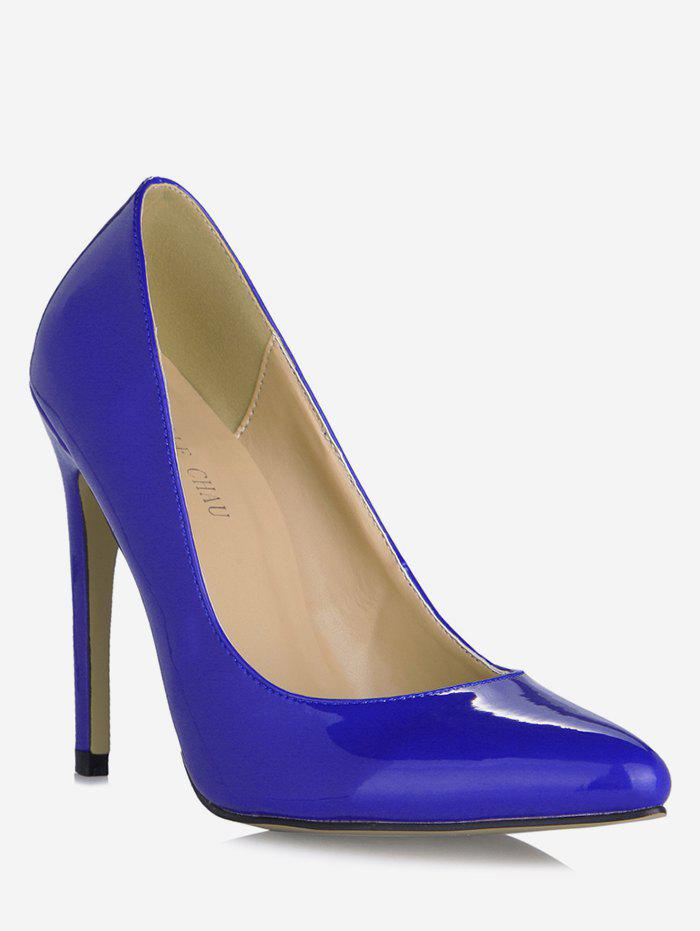 Outfits Pointed Toe Super High Heel Pumps