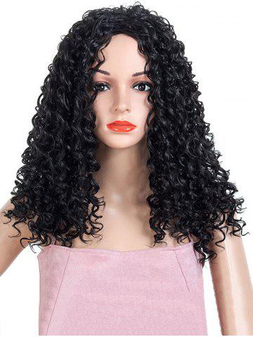Long Deep Wave Curly Synthetic Wig
