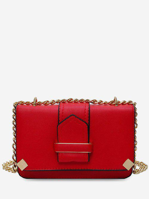 Affordable Cover Chain Square Shoulder Bag