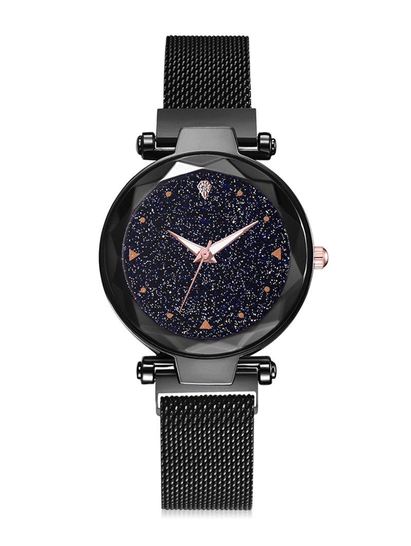 Discount Starry Sky Noble Magnetic Buckle Quartz Watch