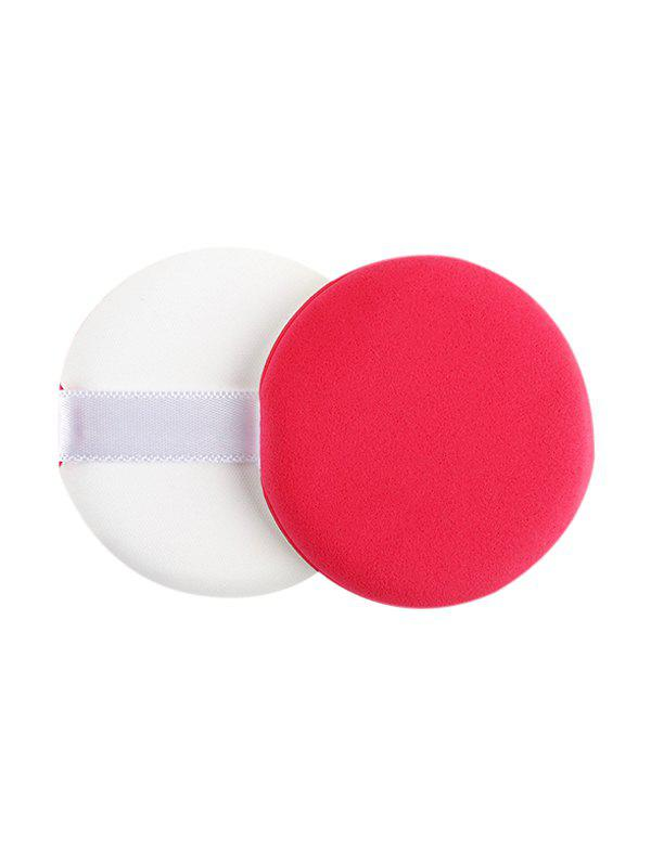 Affordable Makeup Tool Round Shape Powder Puff