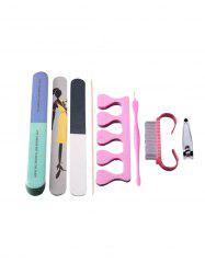 8Pcs Professional Nail Tool Set -