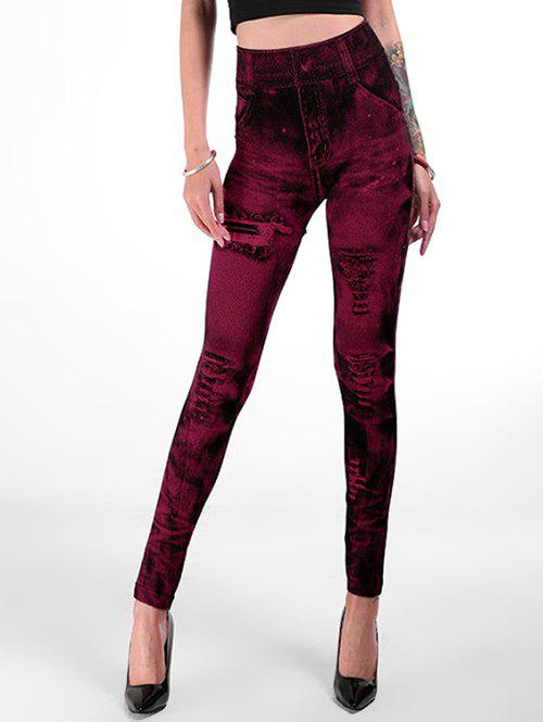 Outfits High Rise Fitted Jeggings