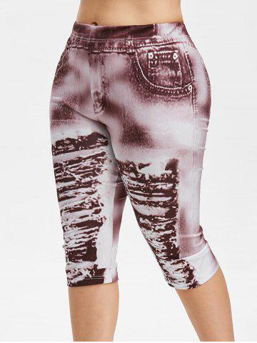 d818ee73e5 Plus Size Ripped Jeans - Slim Fit, Destroyed, Tight And Denim Cheap ...
