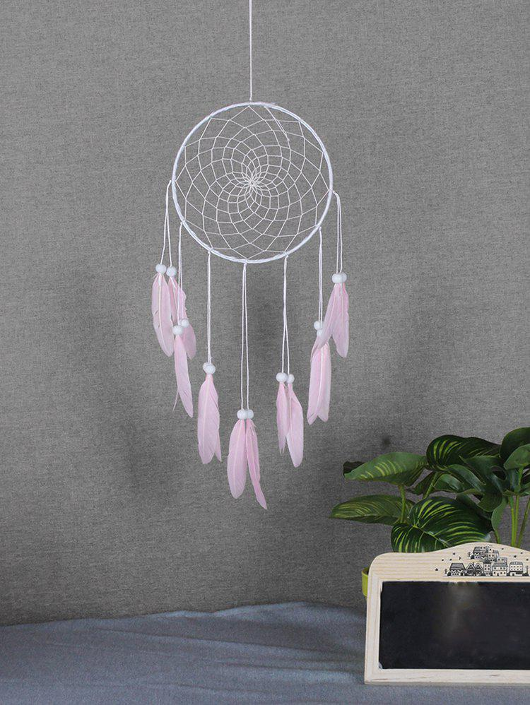 Cheap Dream Catcher Feather Beads Wall Decoration