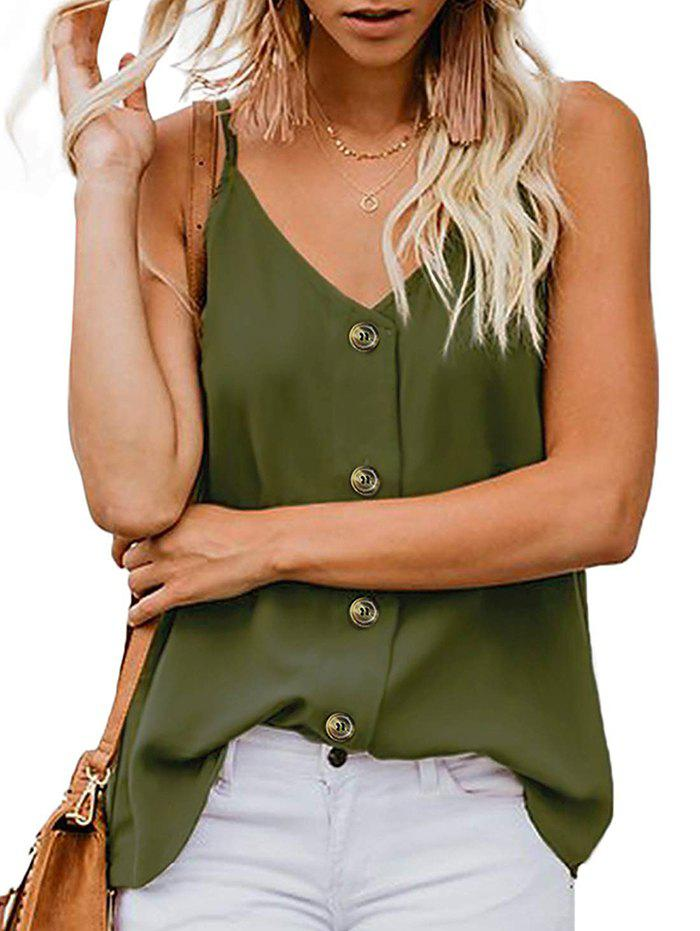 Outfits Buttons Cami Top