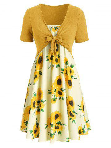dd0d83faaa Short Floral Dress - Free Shipping, Discount And Cheap Sale | Rosegal