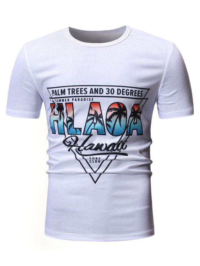 Cheap Casual Style Graphic Print T-shirt