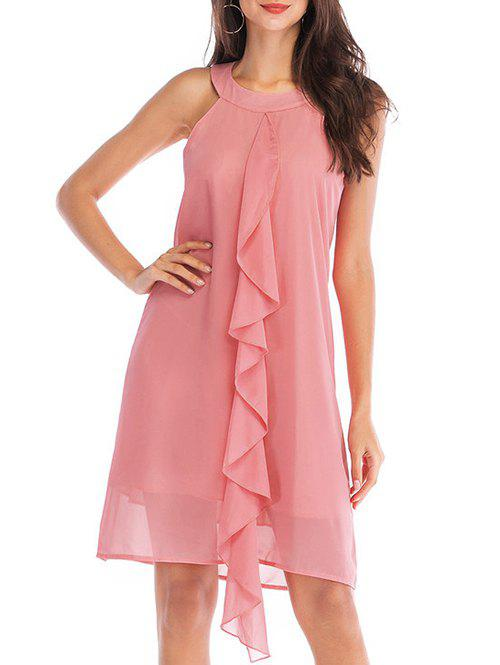 Shops Jabot Sleeveless Dress