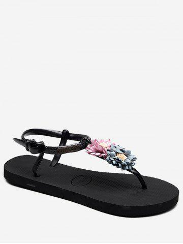 d3bfb7ccccaf Sweet Flowers Thong Sandals