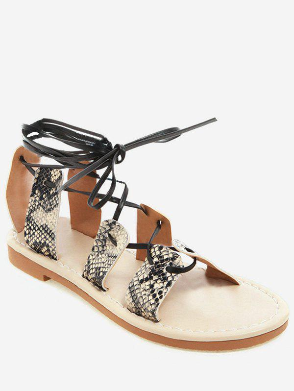 Hot Animal Print Summer Leather Campagus