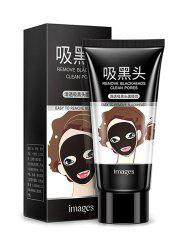 Bamboo Charcoal Black Mask Peel Off Purifying Blackhead Remover -