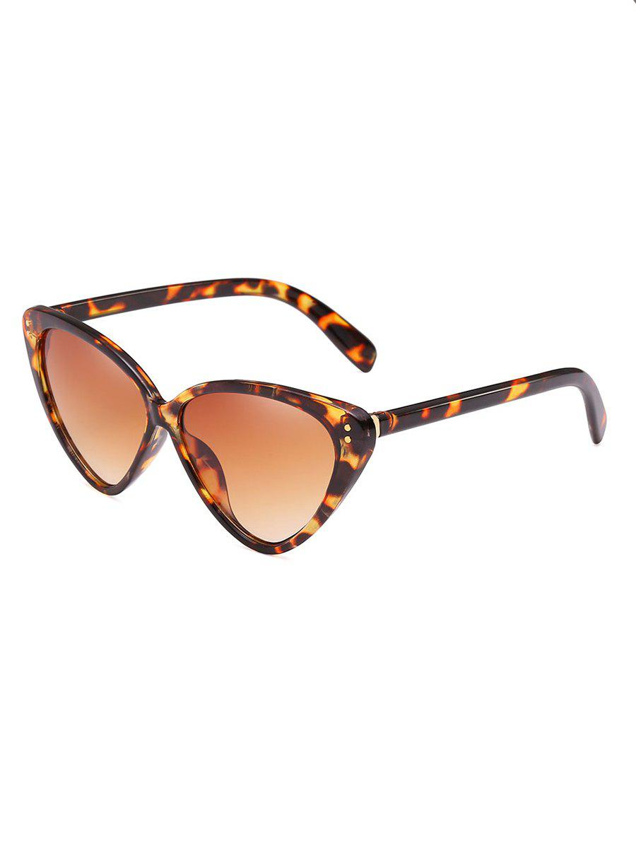 Animal Print Leopard Pattern Stylish PC Sunglasses