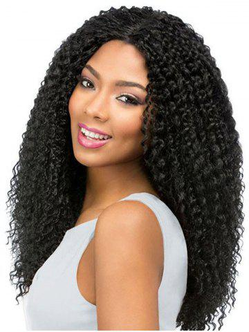 Long Kinky Curly Synthetic Wig