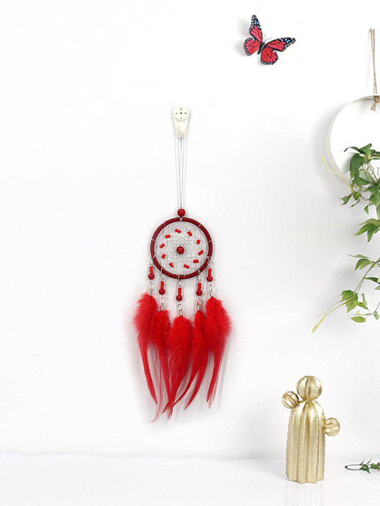 Discount Dream Catcher Feather Beaded Decoration