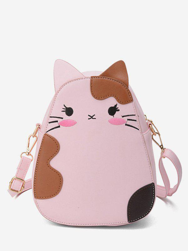 Best Summer Cat Pattern Animal Print Shoulder Bag