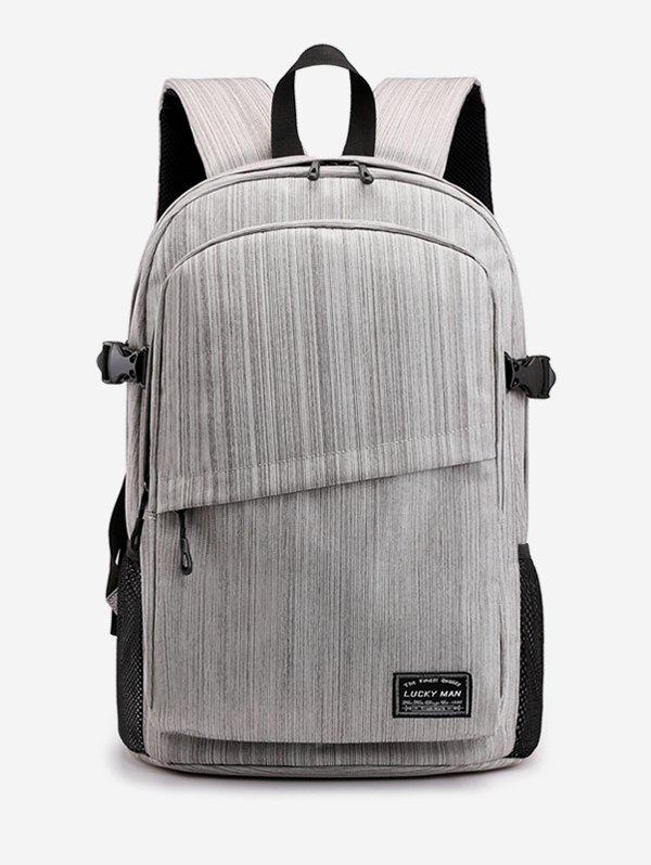 Discount Zipper Side Pocket Laptop Backpack