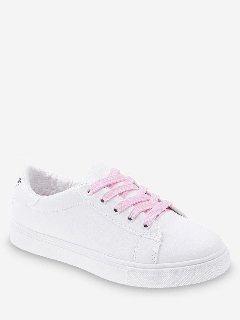 Outfits Lace Up Comfortable Skate Shoes