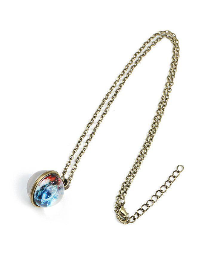 Shops Cosmic Black Hole Pendant Necklace