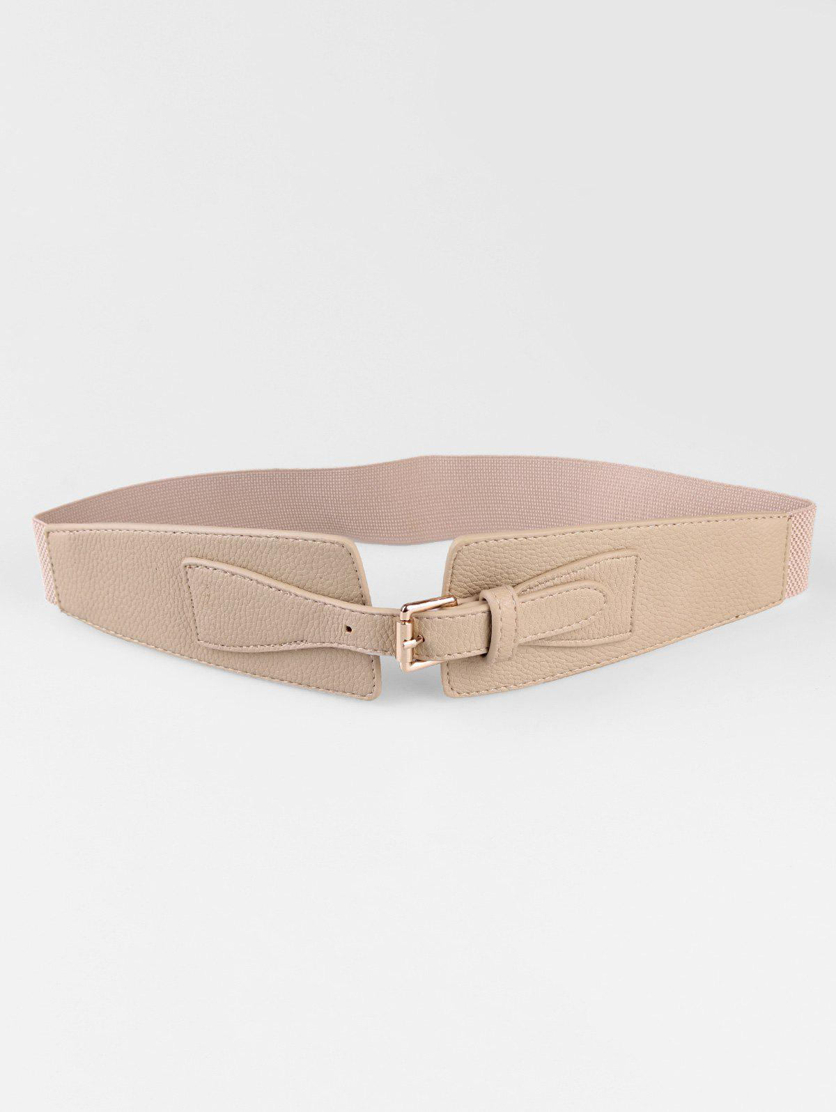 Latest Buckle Decoration PU Waist Belt