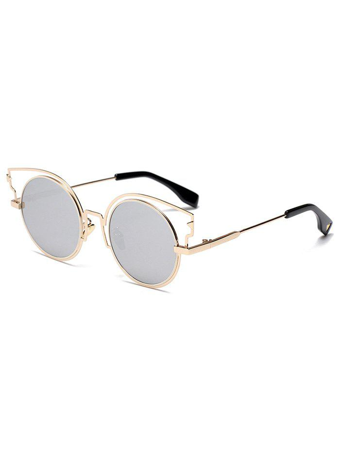 Shops Catty Eye Round Lens Sunglasses