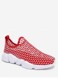 Hollow Out Breathable Running Shoes -