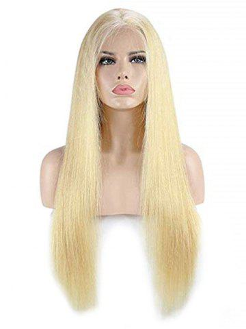 Center Part Straight Long Synthetic Cosplay Wig