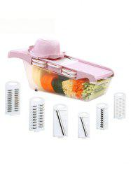 Multi-functional Vegetable Cutter Grater Slicer -