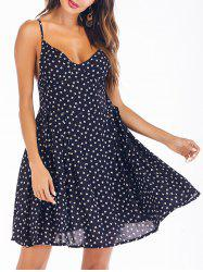 Cami Flower Vacation Dress -