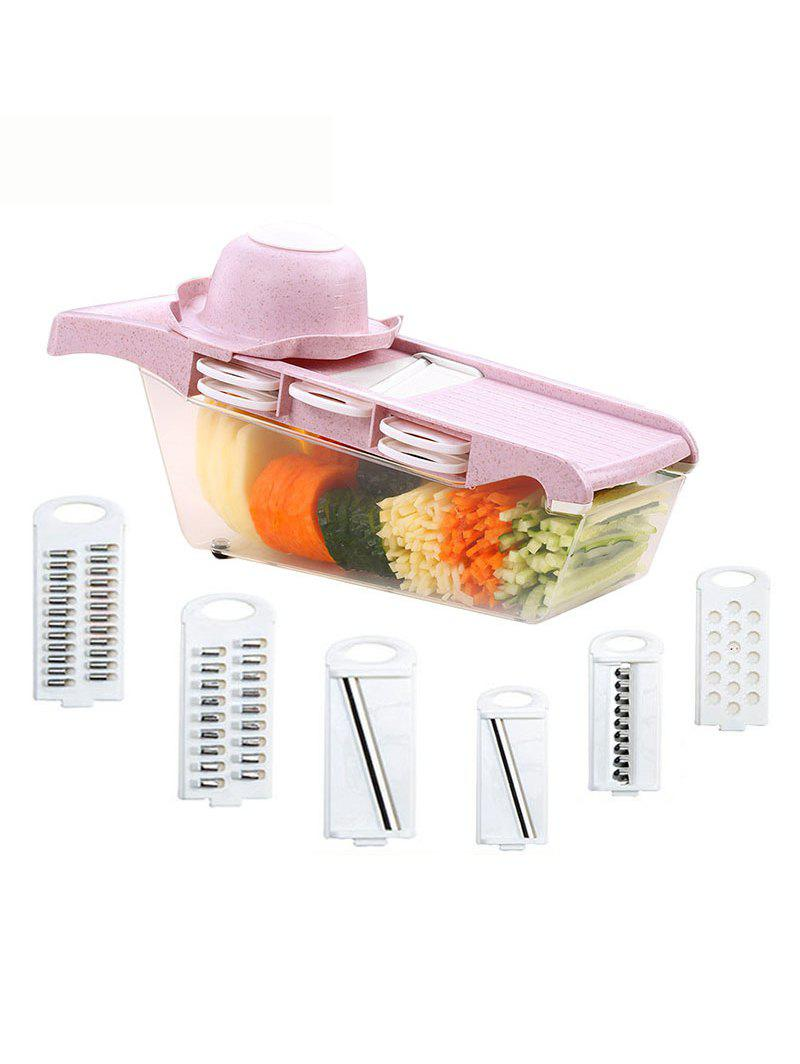 Best Multi-functional Vegetable Cutter Grater Slicer