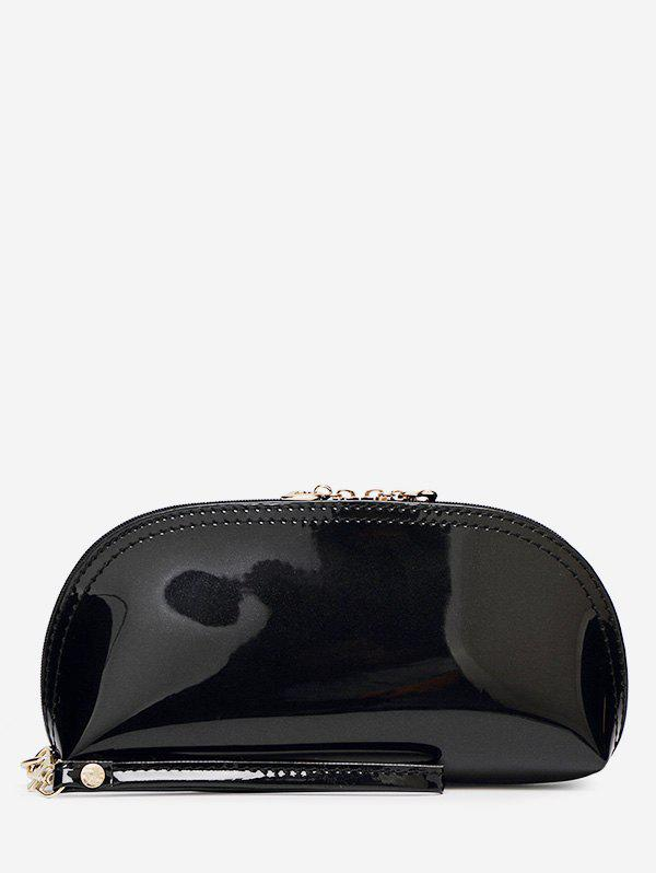 Buy Simple Patent Leather Clutch Bag