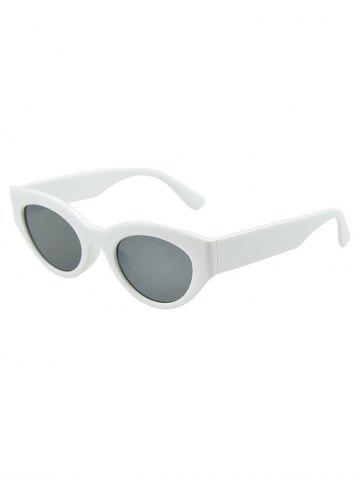 Punk Beach Oval Sunglasses