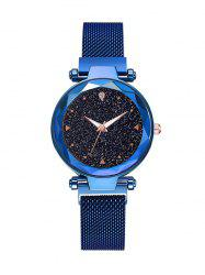 Starry Rhinestone Wrist Quartz Watch -