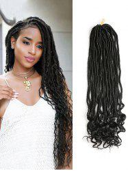 Synthetic Long Funmi Wave Hair Piece -