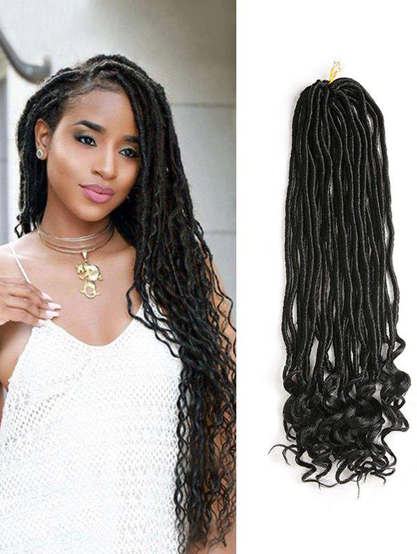 Trendy Synthetic Long Funmi Wave Hair Piece